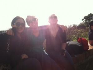Le mie Amiche Melissa e Haley con me a Capri!