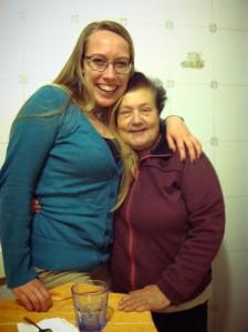 Mamma Teresa e molta simpatica!